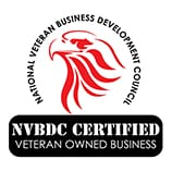 HS Financial Group is a National Veteran Business Development Council Certified Veteran Owned Business