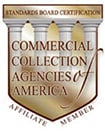 HS Financial Group is a Commerical Collection Agencies of America Affiliate Member